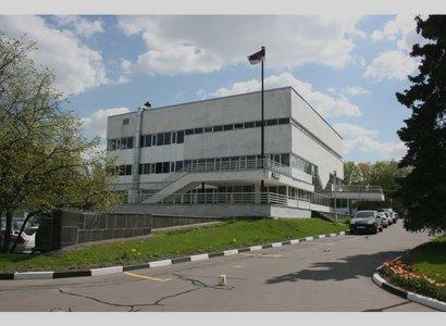 Мосфильмовская, 42с1, фото здания