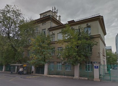 3-й Сетуньский пр-д, 10, фото здания