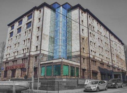 Napmen Club, фото здания