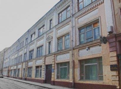 Бол. Черкасский пер, 4c1, фото здания