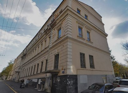 Мал. Трехсвятительский пер, 2, фото здания