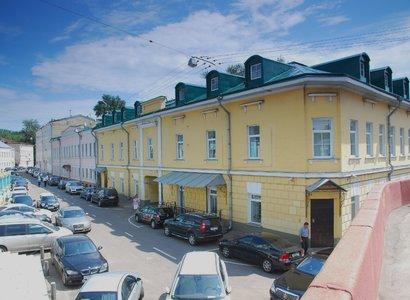 Яузская, 5, фото здания