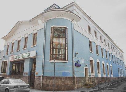 Петроверигский пер, 2, фото здания