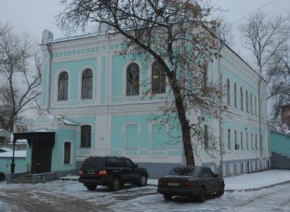 Колпачный пер, 7с2, фото здания
