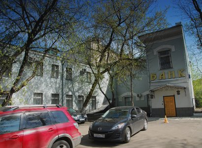 Гороховский пер, 14с2, фото здания