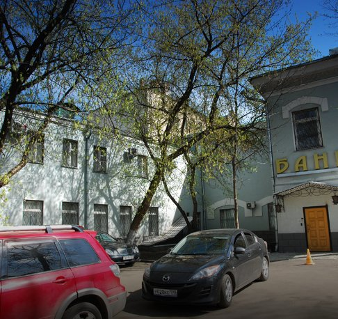 Гороховский пер, 14с2