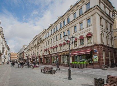 Никольская Плаза, фото здания