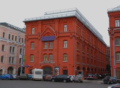 Новая площадь, 8с2, фото здания