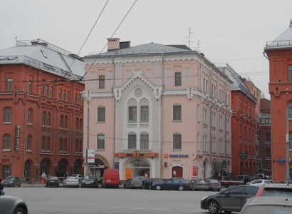 Стефф, фото здания