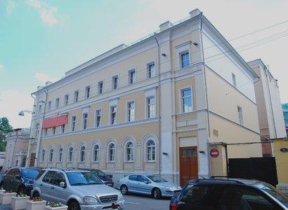 Милютинский пер, 10с1, фото здания