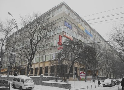 Воронцовская, 35Бк2, фото здания