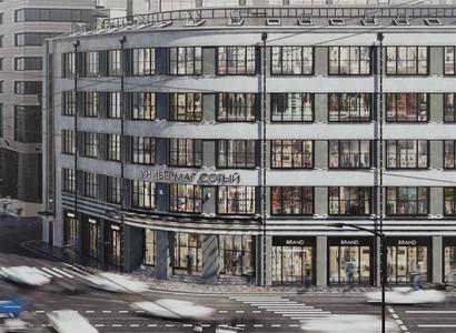 Воронцовская, 49/28с1, фото здания