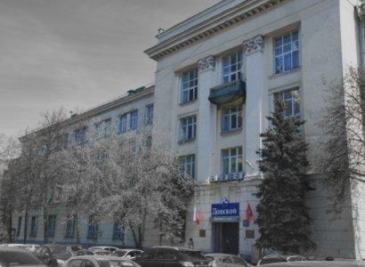 Донской, фото здания