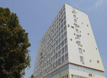 Серпуховской Двор 1, фото здания