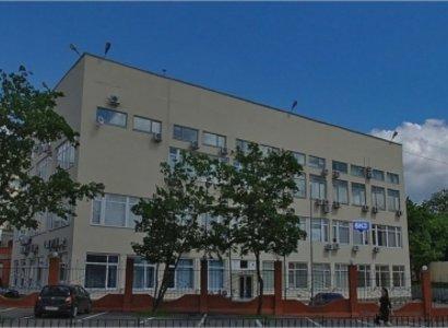 Серпуховской Двор 3, фото здания