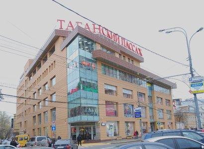 Таганский Пассаж, фото здания