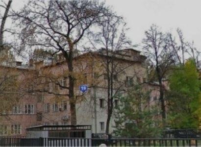 Товарищеский пер, 19, фото здания