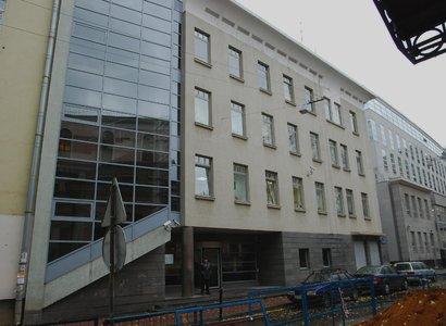 Дегтярный Плейс, фото здания