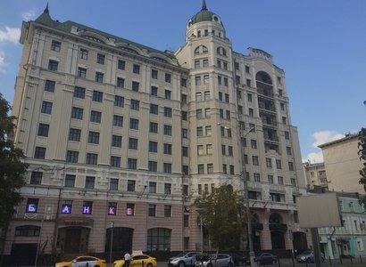 Оружейный Плаза, фото здания