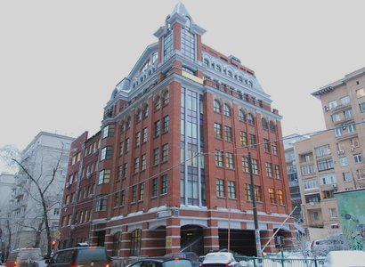 На Брестской, фото здания