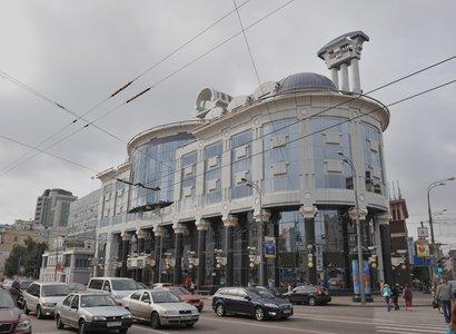 Чайка Плаза 7, фото здания