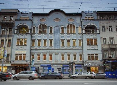 1-я Тверская-Ямская, 6, фото здания