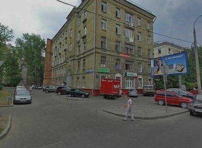 Ярцевская, 8, фото здания