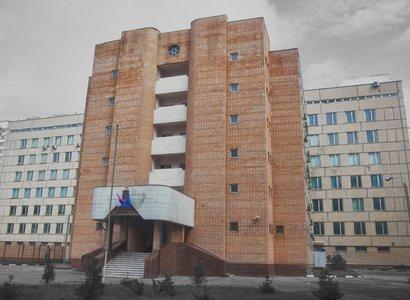 Российско-Китайский технопарк Дружба, фото здания